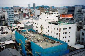 新館の建設